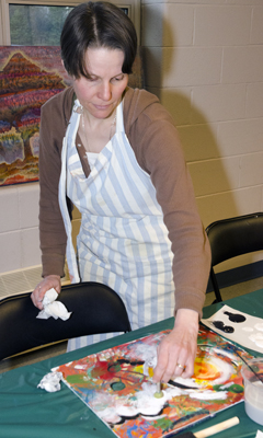 Atelier saint jean dominique hurley dlh 0441 dominique for Atelier st jean chaise bercante