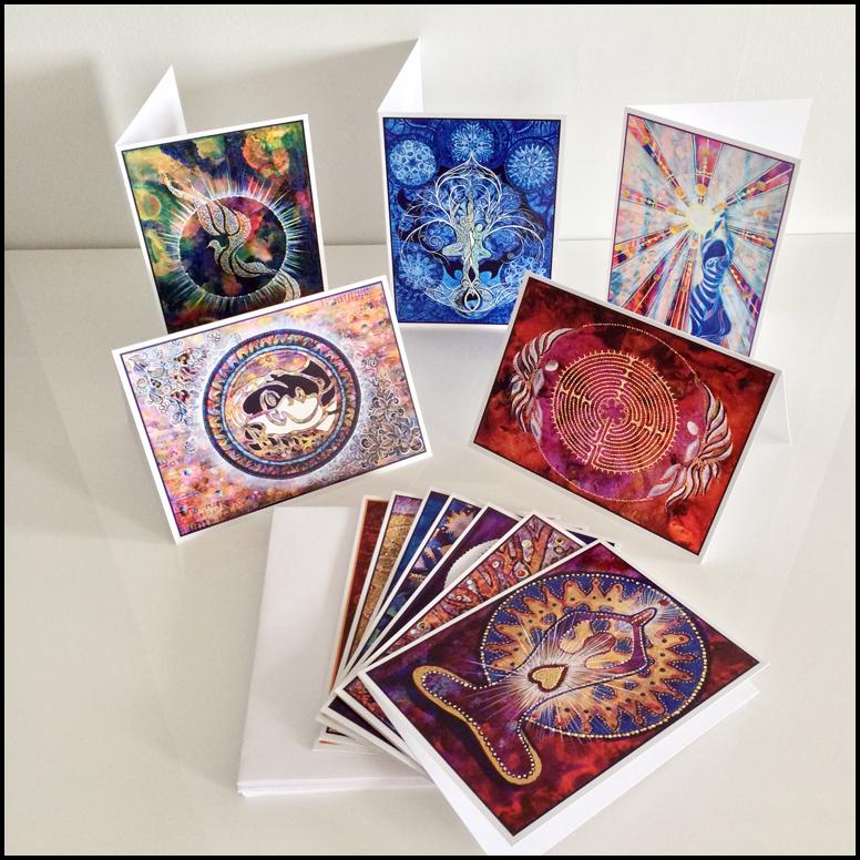 Greeting Card Variety Pack (12)